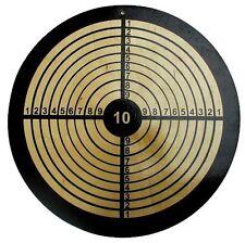 Holz - Zielscheibe Rund Durchmesser ca. 33 cm 73530