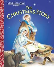 The Christmas Story A Little Golden Book
