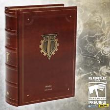 Mortis Siege of Terra, Book 5 Limited Edition, Signed Warhammer Novel