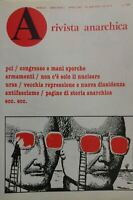 RIVISTA ANARCHICA N.109