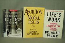 Des Lebens Arbeit Abortion The Moral Ausgabe Becoming Die Blackmun Fachliteratur