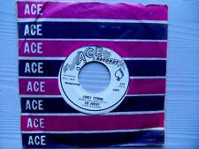 "Lee Dorsey Lonely Evening / Rock RARE 7"" PROMO ACE 640 EX Cond"