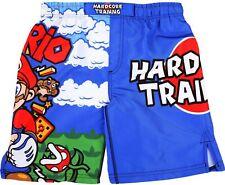 Hardcore Training MMArio Short de Boxe Enfant Fitness MMA