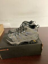 Merrell Womens Moab 2 Mid Wp Hiking Boot Size 8 M 214