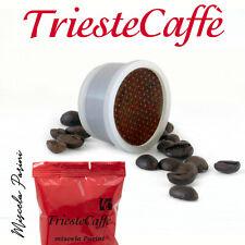 100 capsule compatibili Lavazza Espresso Point Triestecaffè intenso caffe cialda