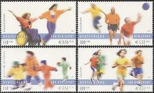 Germany 2001 Basketball/Skating/Sports Fund/Games/Wheelchair/Disabled 4v n42761