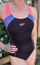 SPEEDO ENDURANCE - Ladies Swimwear One Piece Size AUS 8