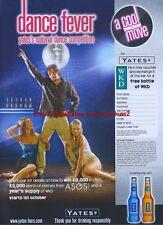 WKD Original Yates 2004 Magazine Advert #3640