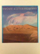 "B-Movie - A Letter From Afar - 12"" Remix ( Vinyl Record )"
