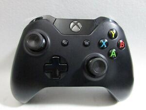 USED Microsoft Xbox One Controller Model 1537 Black Lot 38