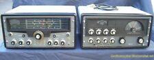 RTX  HF Hallicrafters  HT-32B + SX-101A Stazione radio vintage