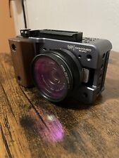 Blackmagic Pocket Cinema Camera Original with Panasonic 20mm f/1.7 and Extras
