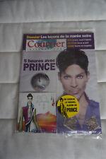 cd prince ALBUM TEN vendu avec courrier internationnal NEUF EMBALLE