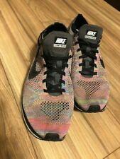 RARE Nike Flyknit Racer Multicolor 2016 526628-004 Mens US Sz 12
