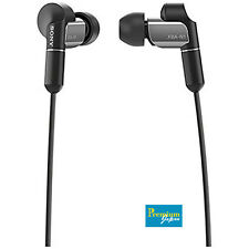Sony XBA-N1 HI-RES HD Hybrid In-Ear Headphones From Japan NEW