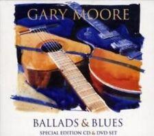 Gary Moore-Ballads and Blues (Nouveau CD + DVD)