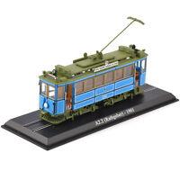 Atlas 1/87 HO Scale Trolley Bus Tram Green A2.2 Rathgeber 1901 Diecast Model Toy