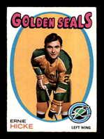 1971 O-Pee-Chee #61 Ernie Hicke  NM/NM+ X1431442