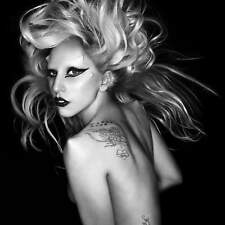 A Lady Gaga Sexy Cover Photo 8x10 Picture Celebrity Print