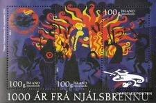 Iceland block55 (complete.issue.) unmounted mint / never hinged 2011 Philately