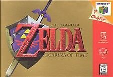 Legend of Zelda: Ocarina of Time (Nintendo 64, 1998)