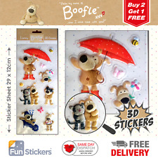 Boofle Stickers 3D 4001