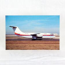 United Express - BAE 146 - N603AW - Aeromobili Cartolina - Qualità Top