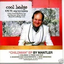 (603S) Mantler, Childman EP - DJ CD