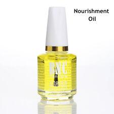 15ml Nail art Polish Coat Cover Cuticle Revitalizer Nourishment Soften Oil Kit