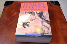 J.K. ROWLING HARRY POTTER AND THE GOBLET OF FIRE 1ST/1ST FIRST UK PB 2000