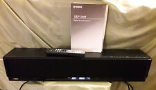 Yamaha YSP-3000 Soundbar Digital Sound Projector w/ OEM Remote & Instructions