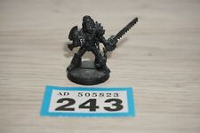 Warhammer 40k Rogue Trader Space Wolf Leman Russ Primarch - Metal LOT 243