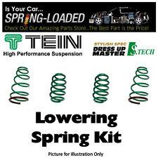 TEIN S TECH LOWERING SPRINGS KIT for VW GOLF V 2.0 EXC AWD 1K 2005-2011