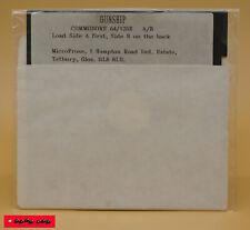 COMMODORE C64 / C128 Original Diskette - GUNSHIP - MicroProse