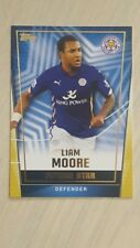Topps Premier Club 2014-2015 Leicester City Liam Moore Future Star Defender