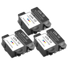 6 x Advent 10 Compatibe Ink Cartridge for Printer ABK10 ACLR10 A10 AW10 AWP10