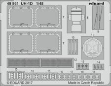 Eduard 1/48 Cloche UH-1D #49861