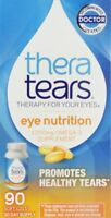 Thera Tears Eye Nutrition Omega-3 Supplement 1200 mg 90 Softgels
