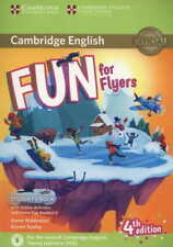Fun for Flyers Student's Book + Online Activities + Audio + Home Fun Booklet 6 [
