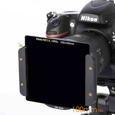 Haida 100mm Square ND3.0 1000x ND1000 Neutral Density Grey Filter Optical Glass