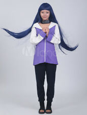 Halloween Costumes girls Japanese Anime Naruto Hinata Hyuga cosplay without wig