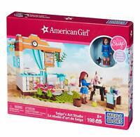 Mega Bloks - American Girl - Saig' s Art Studio - 198 pcs
