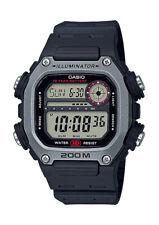 Casio Dw291h-1av World Time Watch 200 Meter WR 10 Year Battery Alarm Date