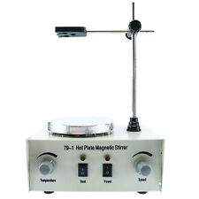 1000ml Magnetic Stirrer Mixer With Heating Plate Hotplate For Lab Use AU