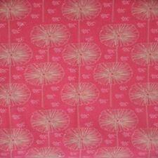 Pink Flowers - Wild Australia - 100% Cotton Quilting Fabric