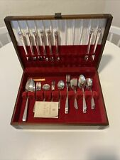 Silverplate Set - 46 Pieces - Comunity Plate