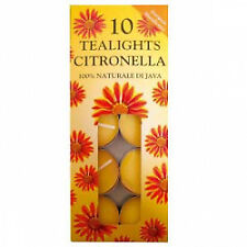 Prices Candles Citronella Tealights Pack of 2 X 10