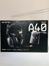 ASTRO A40 TR Over-Ear Sound Isolating Headset for PS4 XBOX PC Model : 939-001511
