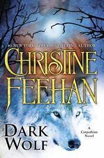 Dark Wolf-Christine Feehan-2014 Carpathians novel  #24-Hardcover/dust jacket