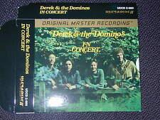 MFSL UDCD 2-660 Derek & The Dominos In Concert ART SLIPCASE ONLY * NO CD's *